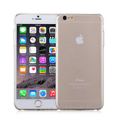 Transparent Soft TPU Gel Shockproof Case Cover for iPhone 5/5s 6/6 Plus 4/4s