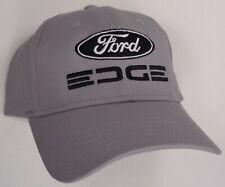 Hat Cap Licensed Ford Edge Grey HR 246