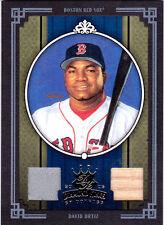 2005 Donruss Diamond Kings David Ortiz Jersey Bat 1/1  True One of One!