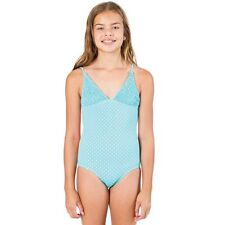 Billabong Kids Girl's Dot One Piece SZ: L/12