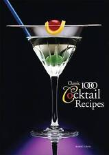The Classic 1000 Cocktails by Robert Cross (Paperback, 2003)