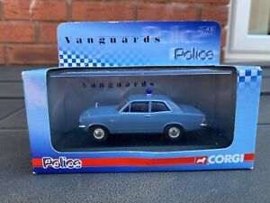 Vanguards VA08708 Vauxhall Viva Hertfordshire Constabulary - Mint In Box
