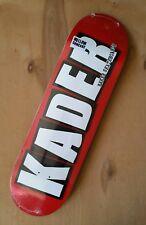 Kader Sylla First Pro Board Baker Skateboards 9In