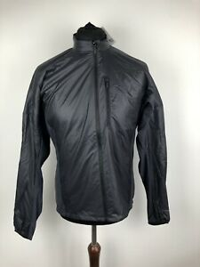 Adidas Terrex Agravic Alphashield Triple Black Jacket Size Medium