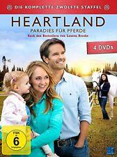Heartland - Paradies für Pferde Staffel 12 [3x DVD] *NEU* DEUTSCH Season