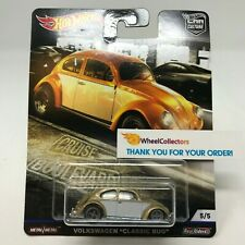 Volkswagen Classic Bug * 2019 Hot Wheels BOULEVARD Car Culture Case M * IN STOCK