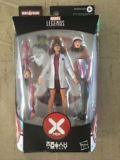 Hasbro Marvel Legends Moira Mactaggert X-Men House Of X Tri-Sentinel BAF IN HAND
