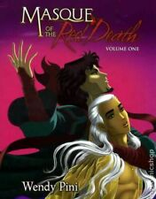 Masque of the Red Death GN #1-1ST FN 2008 Stock Image