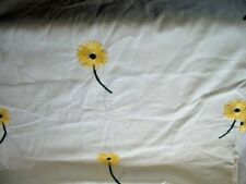"""Fabric Upholstery  Large Flowers Home Decor Off Cut Remnant 58"""" X 92"""" long"""