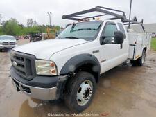2006 Ford F450Xl 9' Utility Truck Bed 6.0L V8 Diesel A/T bidadoo -Repair