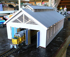 HO scale building 3 Bay loco shed from Glenn Innes - Tenterfield  NSWGR (KIT)