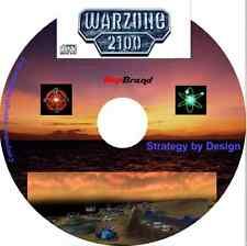 Warzone 2100 Strategy game Windows XP Vista 7 , Linux, Mac + 20 additional maps
