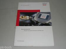 Originale Produktinformation ServiceProduktinfo Audi A3 04/2003