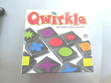 2006 Qwirkle Board Game - AGES 6 UP 2 TO 4 PLAYERS MINDWARE New Factory Sealed
