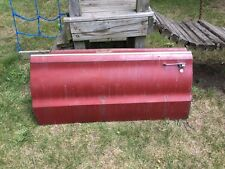 1966 1967 Dodge Charger Coronet Driver Door Shell In great shape WOW