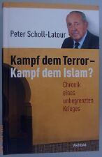 Peter Scholl -Latour ~Kampf dem Terror - Kampf dem Islam?