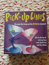 "Board Game ""Pick-up Lines"""