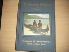 Deutschlands Kolonien - W. Scheel / 1912, Farbphotos