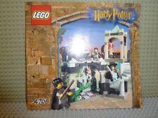 LEGO® Bauanleitung Harry Potter 4706 Der verbotene Gang gelocht BA instruction