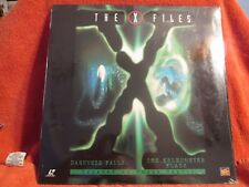 THE X FILES STARRING DAVID DUCHOVNY NEW SEALED