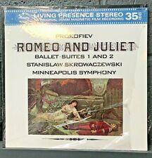 Prokofiev Romeo & Juliet - Skrowaczewski: SR90315 180g Mercury LP NM