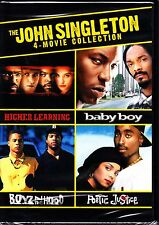 BABY BOY / POETIC JUSTICE / BOYZ N THE HOOD / HIGHER LEARNING TUPAC ICE CUBE R1