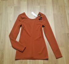Esprit Herbst Winter Langarm Shirt T-Shirt Pullover Sweater Gr S 34 36 Neu