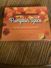 Pedi In A Box Deluxe Four Step Pumpkin Spice By Voesh New York