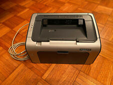 Used HP LaserJet P1006 CB411A Laser Printer