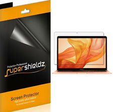 3X SuperShieldz Clear Screen Protector for Apple MacBook...