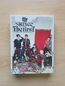 SHINee, The First Album, Limited Edition, CD, DVD, Calendar set, Japanese, KPOP