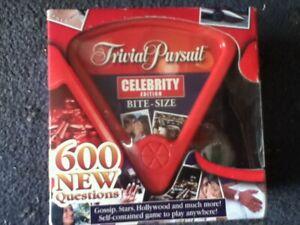 Celebrity Trivial Pursuit Bitesize