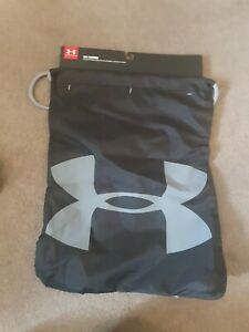 Under Armour Drawstring Bag Brand New
