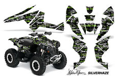 AMR Racing CanAm Renegade500/800/1000 Graphic Kit Wrap Quad Decal ATV All SSSH G
