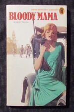 1970 BLOODY MAMA by Robert Thom 1st NEL Paperback FN+