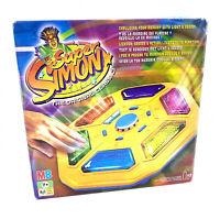 Jeu électronique : Super Simon - Hasbro - Occasion / Bon état / Fonctionnel -