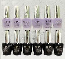 OPI INFINITE SHINE SET: 6 Prime Base + 6 Gloss Top Coat 15ml/ 0.5 oz Kit LOT
