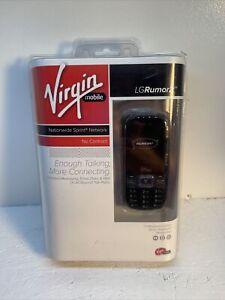 LG Rumor 2 Virgin Mobile New in Box