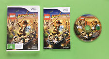 LEGO Indiana Jones 2: The Adventure Continues Nintendo Wii