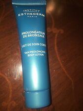 Institut Esthederm Paris Tan Prolonging Body Lotion 30Ml/1Oz New Sealed