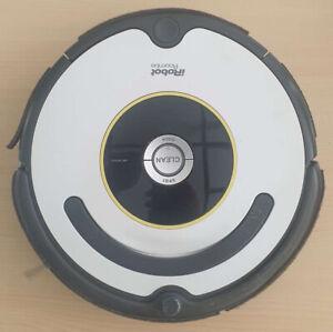 irobot Robot Aspirapolvere Automatico Roomba 620 USATO come NUOVO Peli Capelli