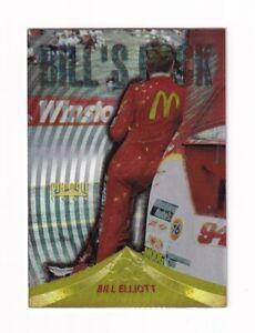 1996 Pinnacle BILL'S BACK #2 Bill Elliott SWEET & SUPER SCARCE!