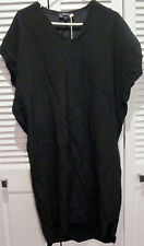 ^NWT $182 Diesel DAREK BLACK DRESS STUNNING SIZE EU 42