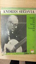 Fernando Sor: estudios para guitarra: partitura (D1)