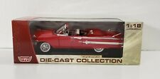 Motor max 1960 chevrolet impala 1:18 die cast collection
