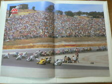 A324- START 250 CC LAGUNA SECA NO 4, 80,75,3,65,8 MOTO GP POSTER