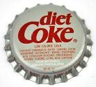 COCA-COLA Dieta COKE SODA Tapa de botella EE.UU. SODA Botella cap Junta Plástica