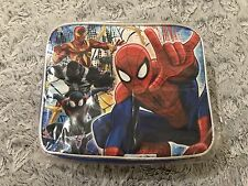 "Marvel Ultimate Spider-Man 9"" Kids Lunch Box Bag With Strap"