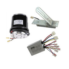 36V 800W Electric Brush Motor Speed Controller Pedal Throttle Bicycle Scooter