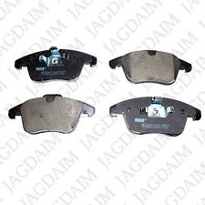 JAGUAR XF x350 x150 FRONT BRAKE PADS SET C2C39929